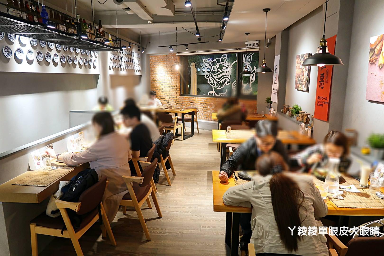 新竹火車站美食推薦|樂咖沖繩湯咖哩專門店,沖繩拜師學藝的道地滋味