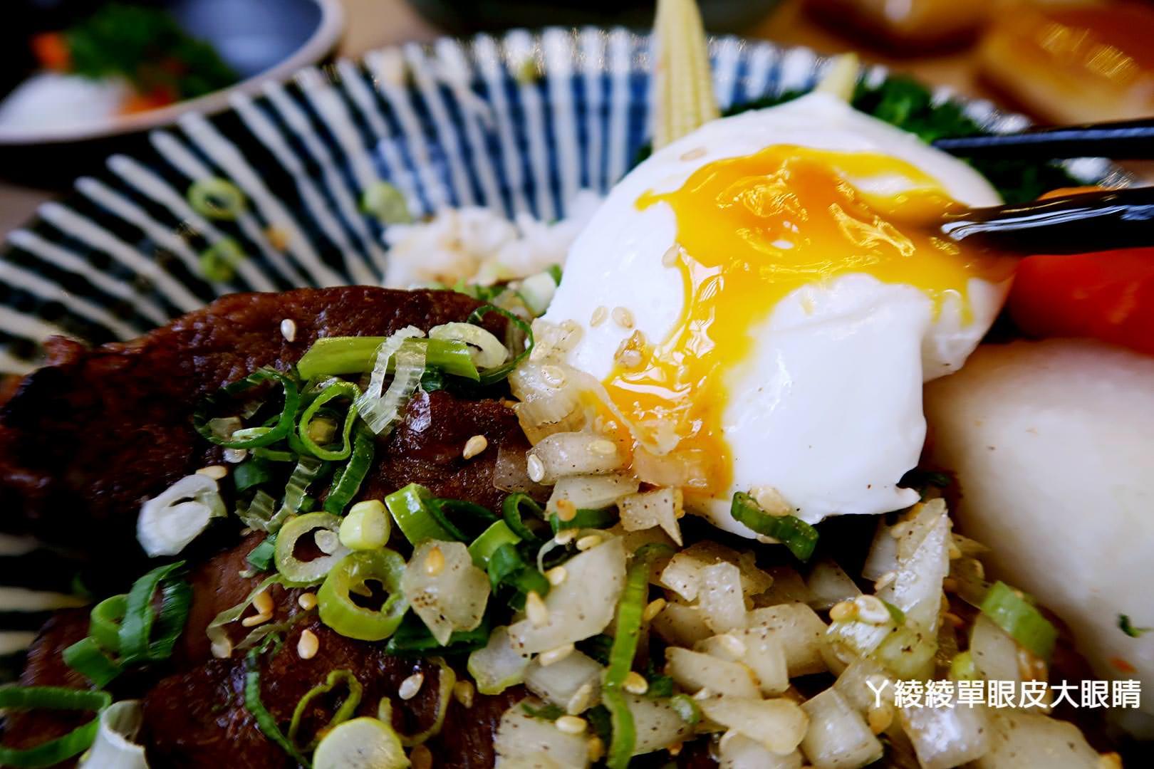 新竹燒烤推薦 金山街義式餐廳 義燒肉 YOSHI 商業午餐推出地表最強燒肉丼飯