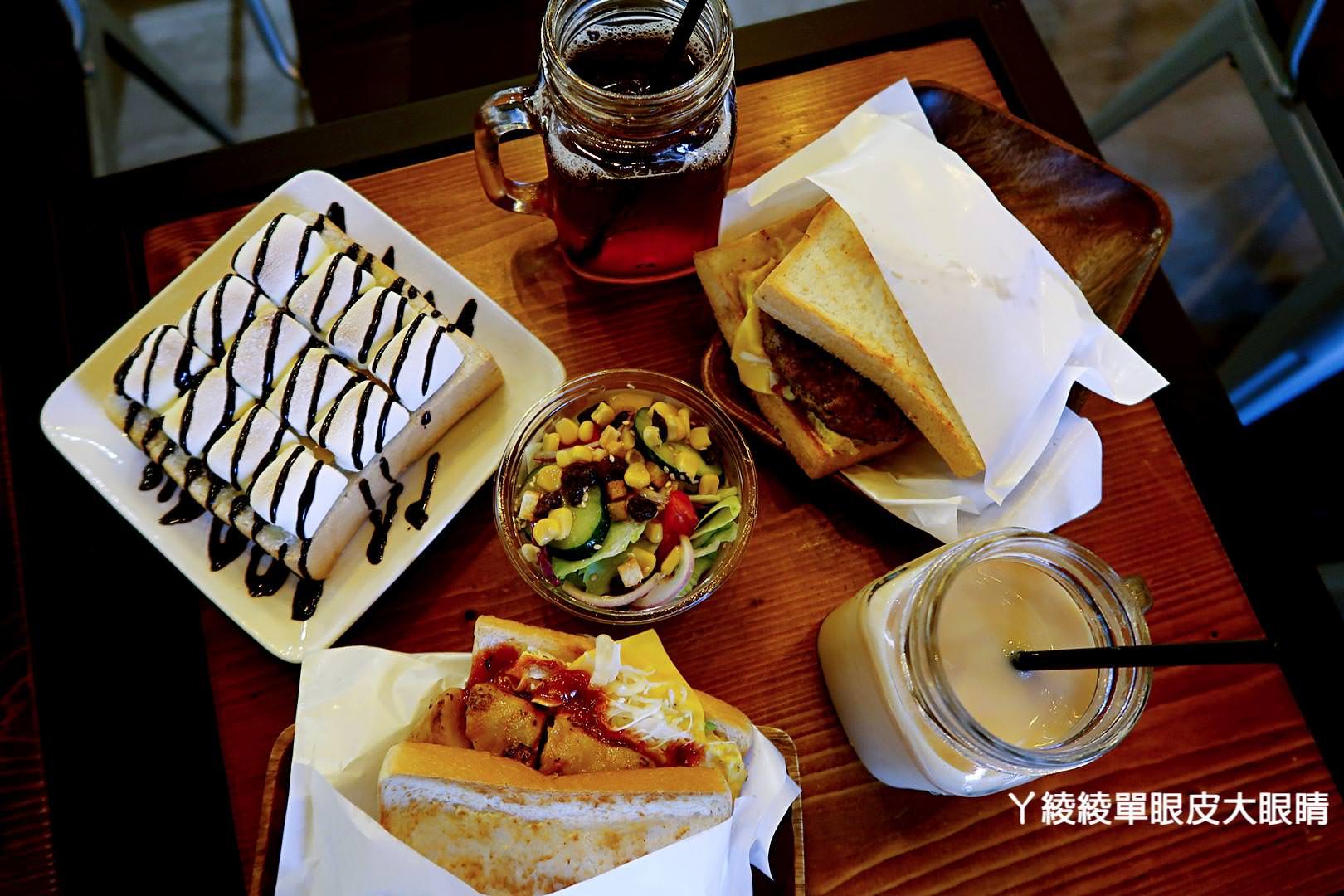 新竹早午餐,下午茶外送推薦!超人氣韓式煎吐司在晨曦OPPA吐司