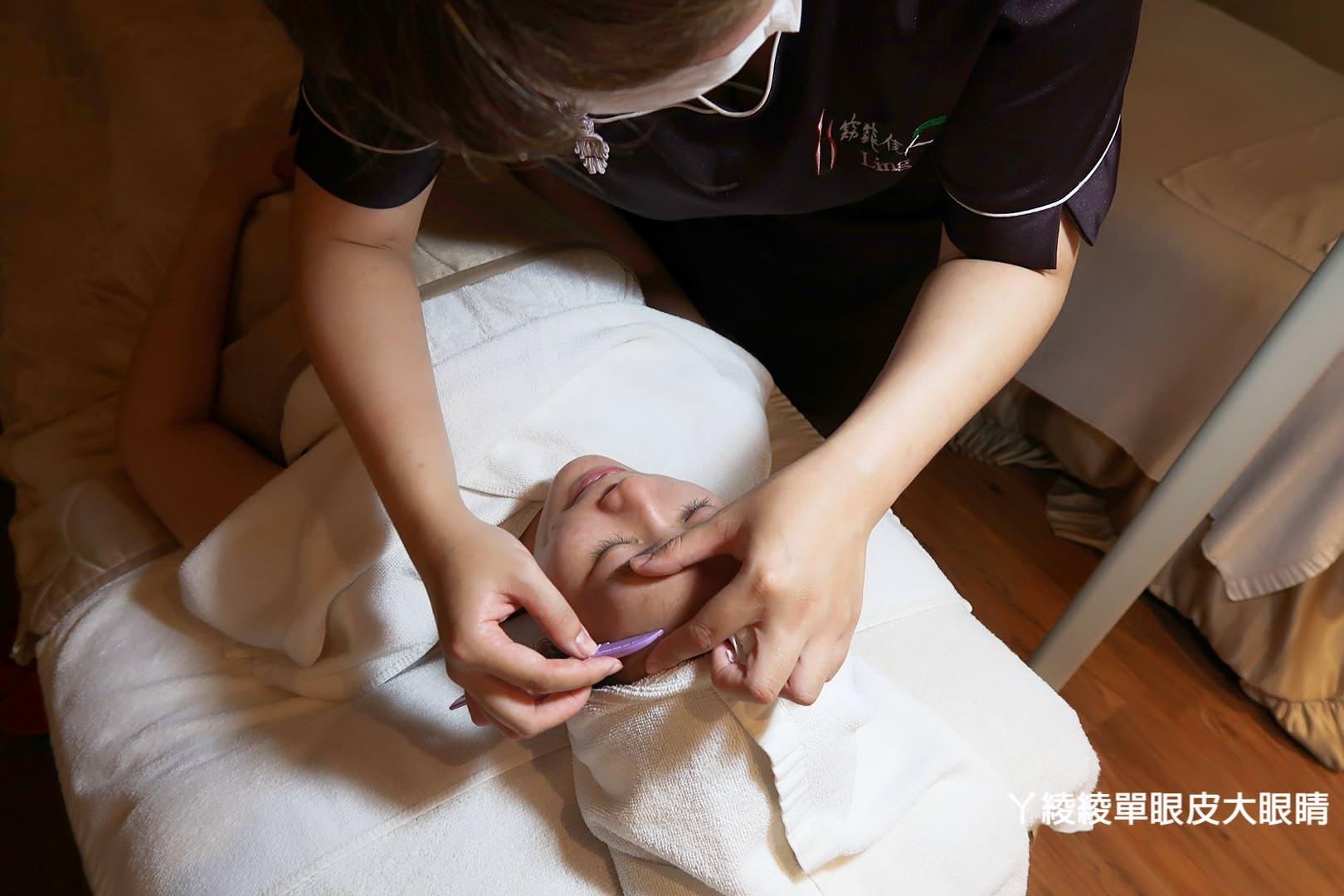 新竹護膚按摩推薦<窈窕佳人美容美體SPA生活館>,肩頸放鬆 保濕肌膚