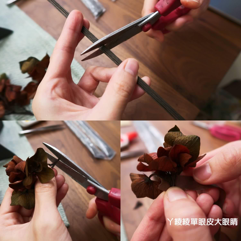 新竹不凋花 乾燥花 永生花工作室推薦《花敢森活 》,聖誕節禮物送這個!