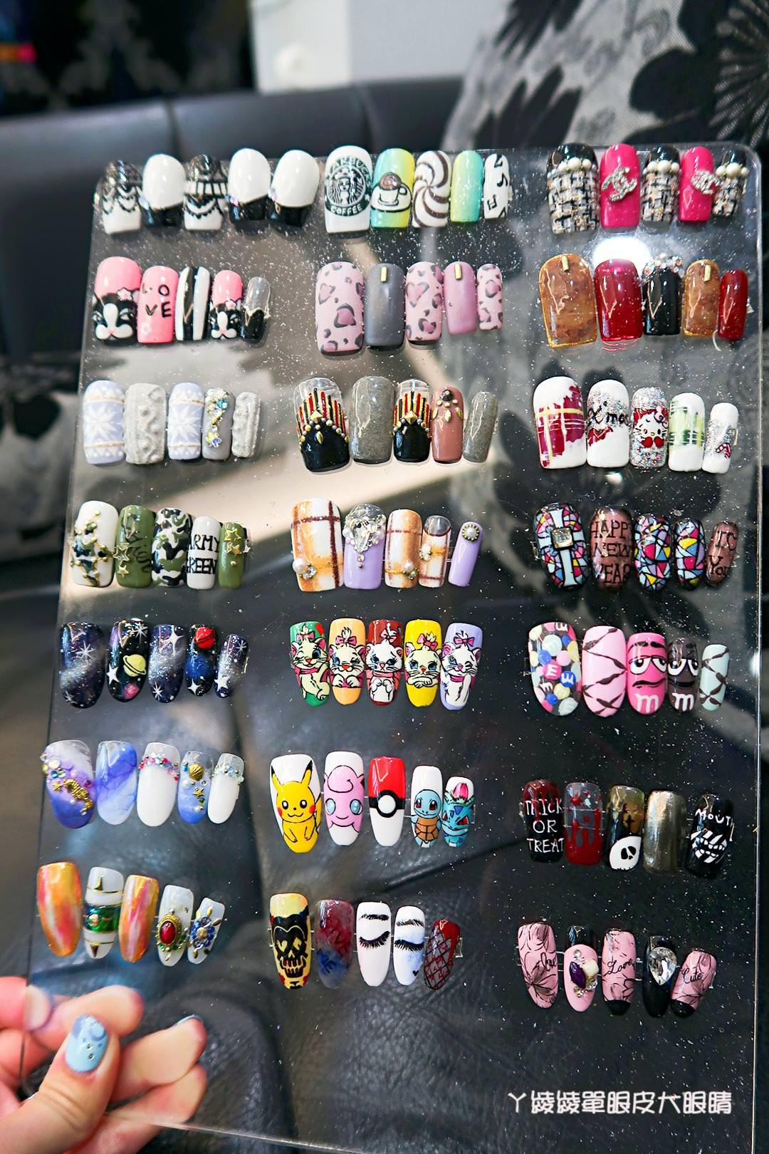 新竹美甲造型推薦《瑪雅時尚美甲美睫》指甲彩繪|凝膠指甲|手足保養|美甲材料|美甲教學