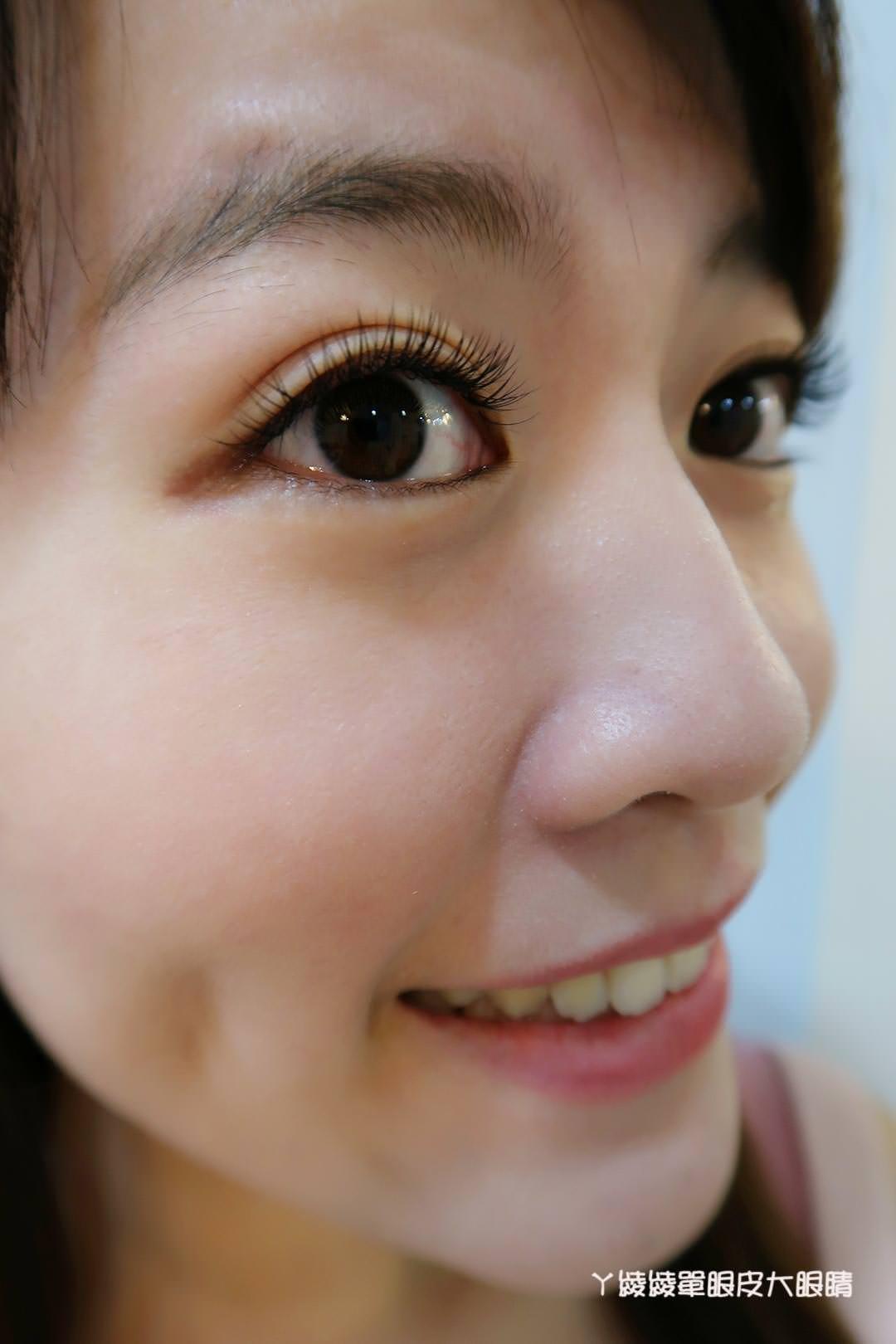 新竹嫁接睫毛推薦|艾莉美睫設計,漂亮美睫師柯柯幫你打造超自然的眉睫美學