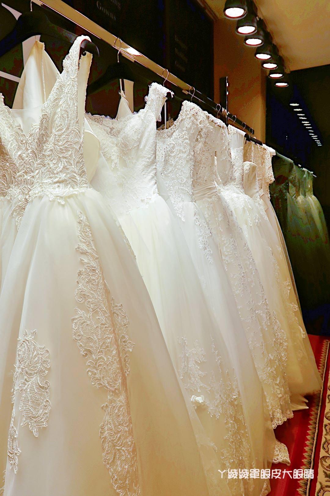 台中婚紗店《白宮精品婚紗》準新娘看過來!禮服|婚紗照|孕婦寫真|全家福照