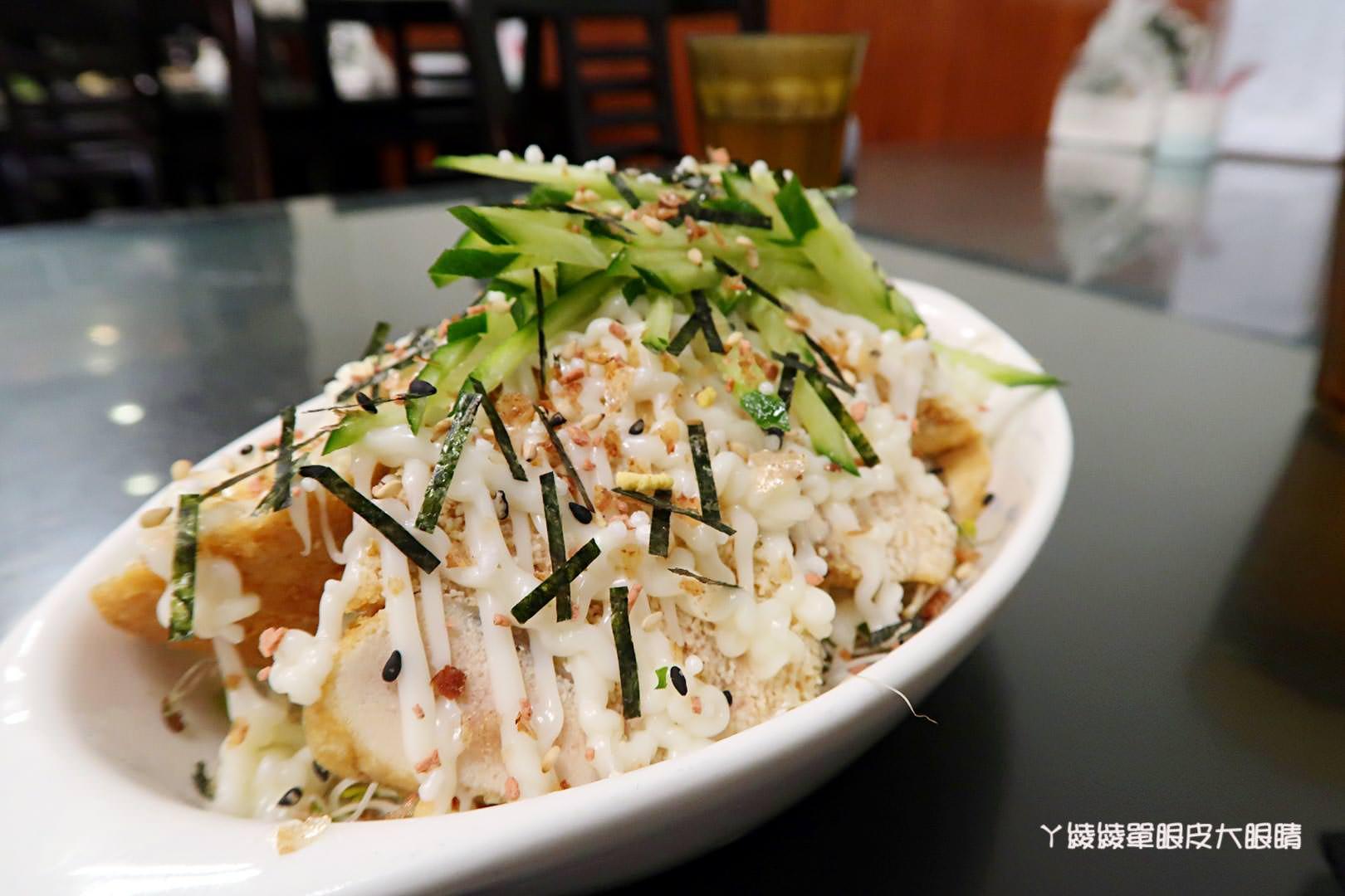 新竹平價日本料理推薦中山路《楓之屋中日式料理》,擔仔麵 握壽司 生魚片 日式小菜