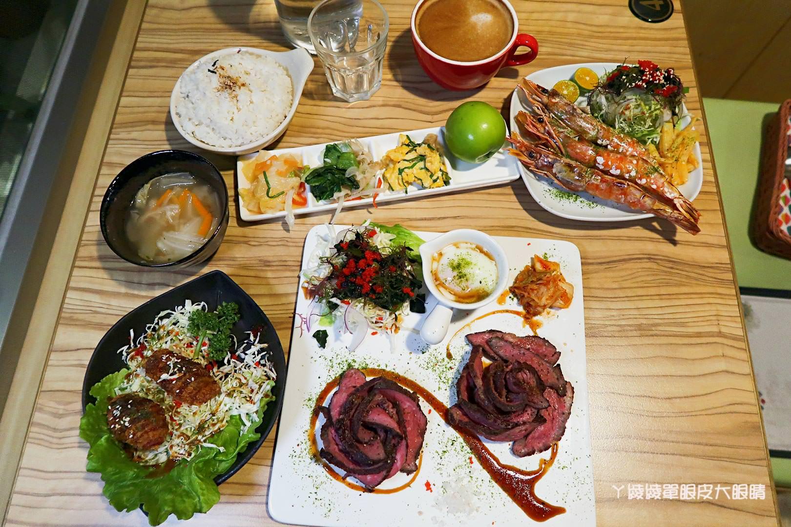 台北捷運中正紀念堂站 隱藏版閣樓在晴天廚房!平價美食推薦