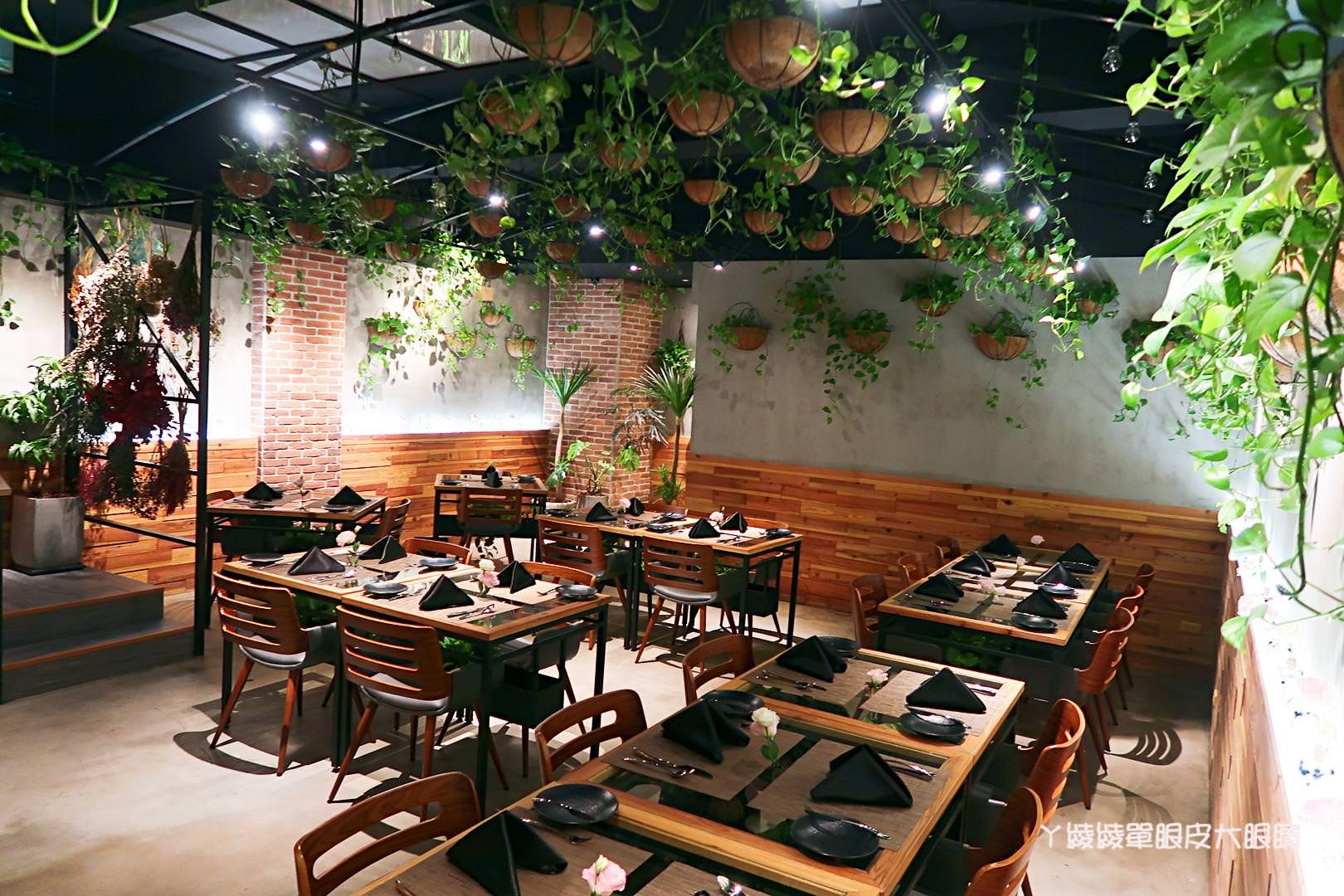 台北信義區美食推薦|Fujiflower義法餐廳松菸店,捷運市政府站
