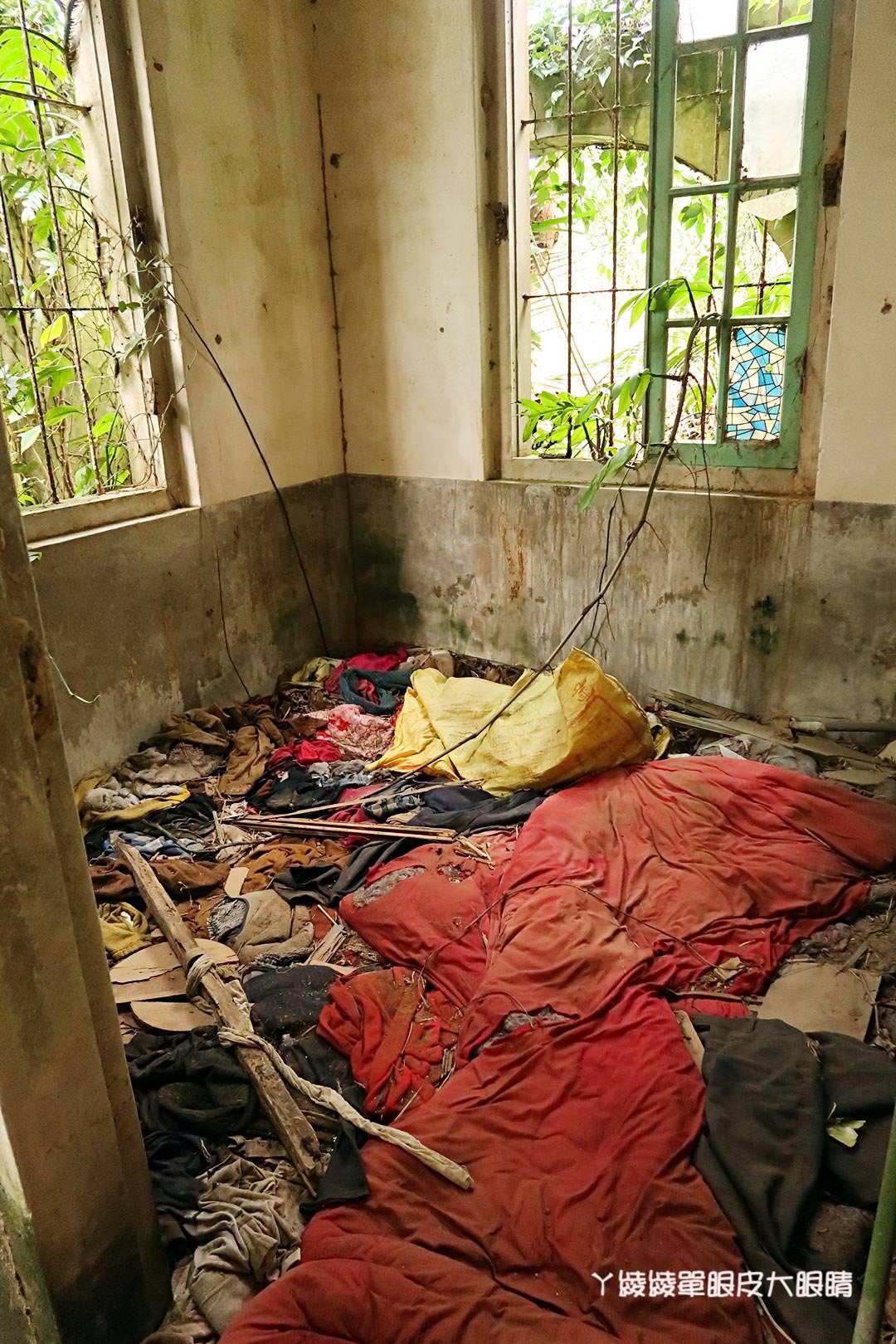 新竹峨眉景點|十二寮天主教堂,廢墟風掀起IG打卡熱潮!