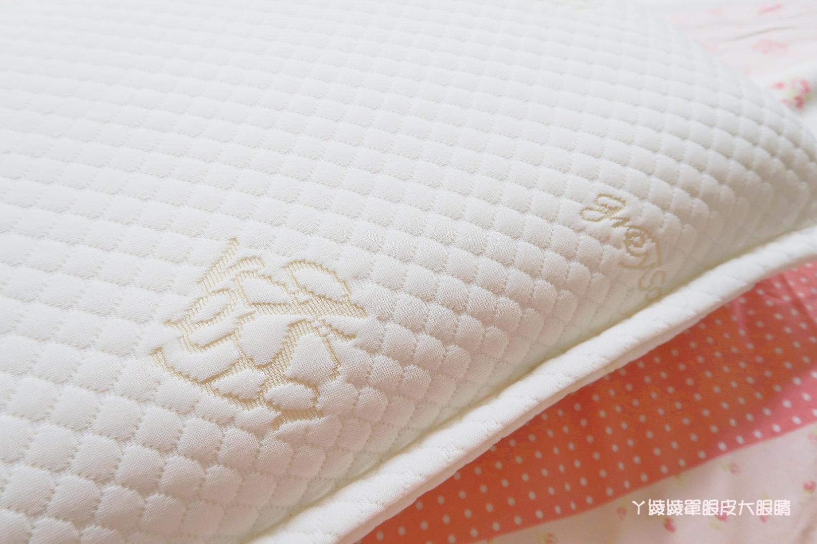 甜美的夢需要一顆好枕頭|GreySa格蕾莎,熟眠記形枕