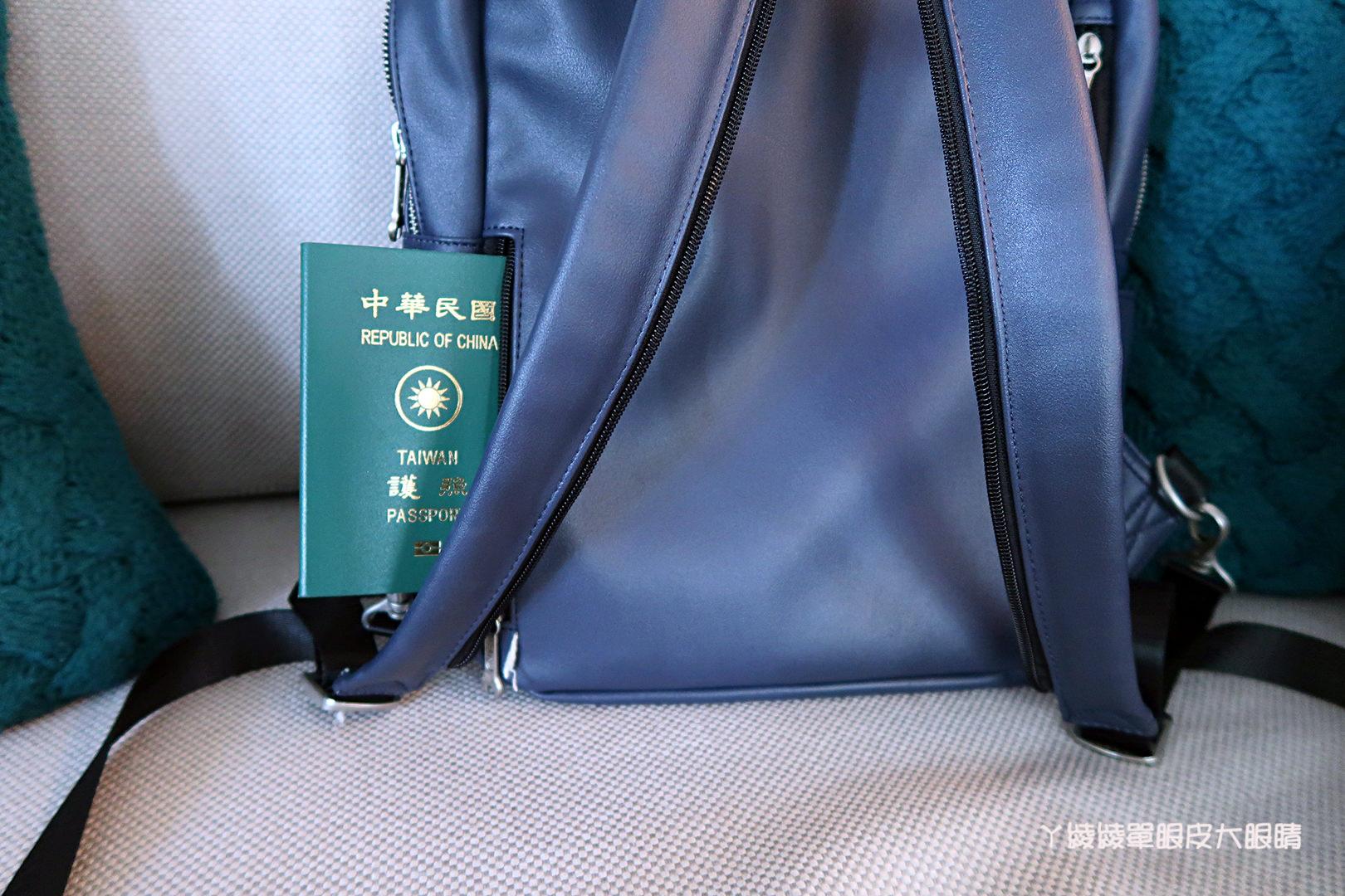 輕旅行必備好物!超實用多功能後背包推薦這款!RITE奇幻稻草人包