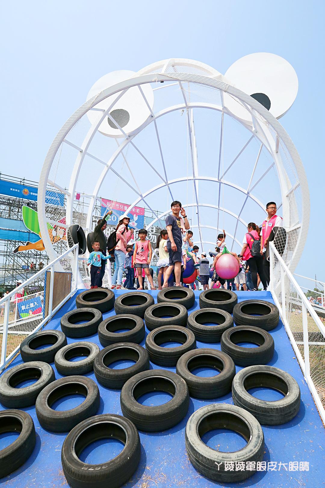 新竹市兒童藝術節懶人包!風的運動場活動時間、接駁車交通管制、新竹美食小吃整理、現場照片紀錄