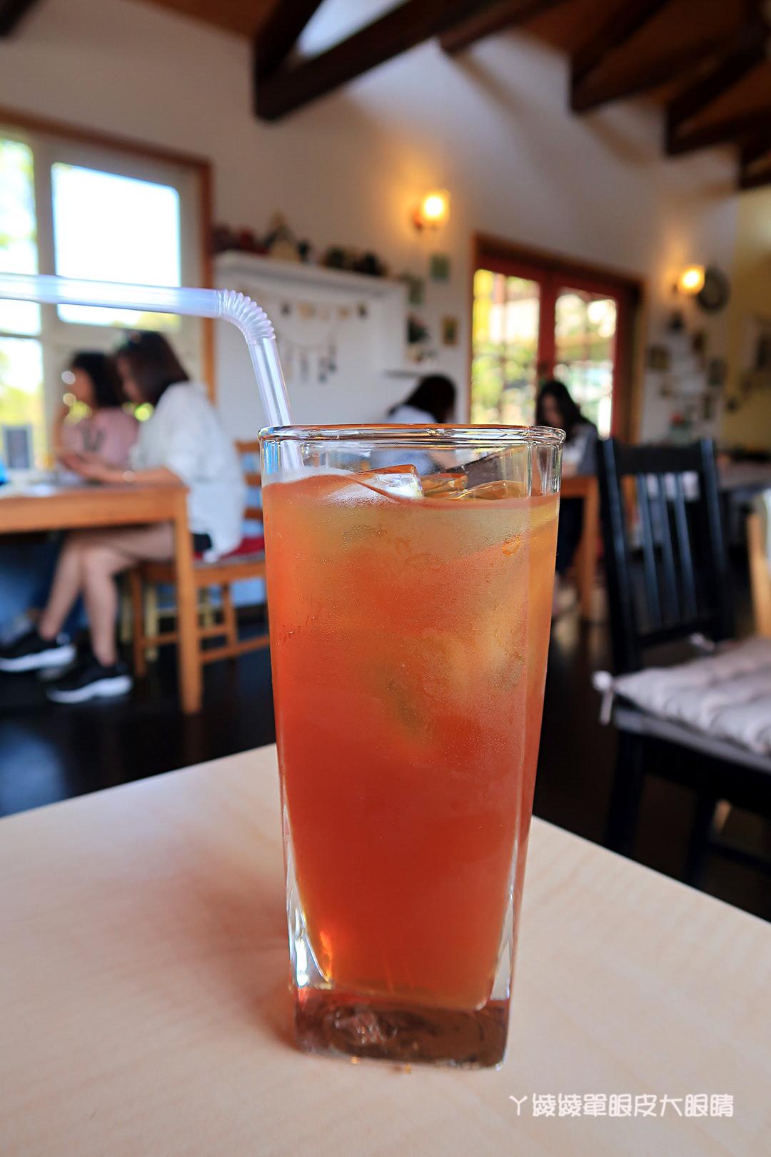 連假去哪裡玩?新竹人氣旅遊景點,新埔普羅旺斯小木屋餐廳推出草莓干貝燉飯