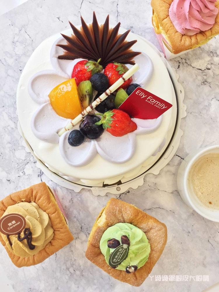 新竹蛋糕店|艾立蛋糕,母親節蛋糕宅配預購!好吃的芋泥布丁蛋糕跟手工低脂優格冰淇淋蛋糕