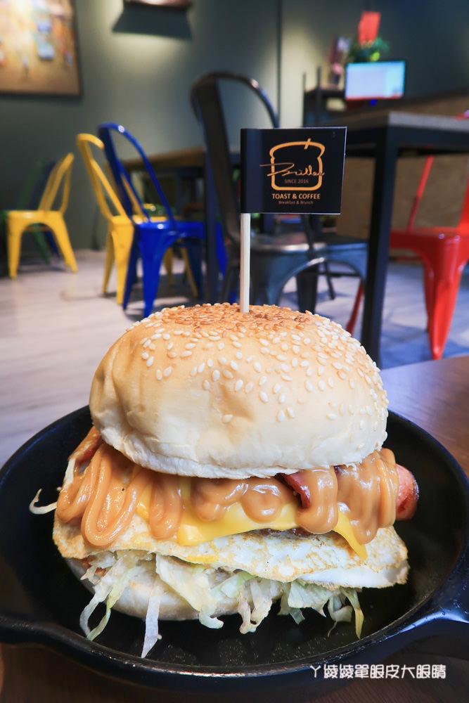 新竹金山街早午餐推薦,米樂輕食館新開幕!金山街輕工業風的特色早餐店