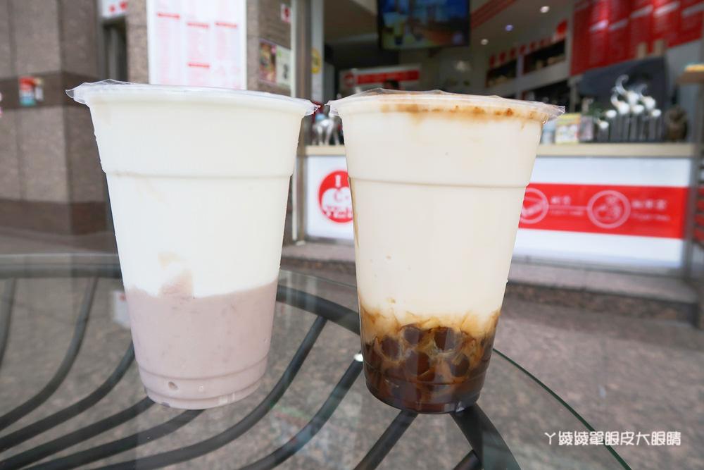 新竹飲料推薦ICE TEA,全天供應輕食!必喝手工寶山黑糖珍珠、大甲芋頭鮮奶、鮮榨香橙綠