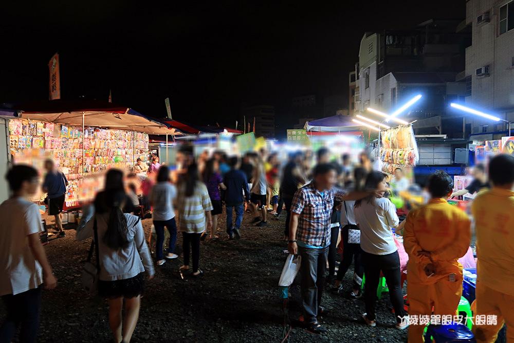 新竹寶山雙溪夜市4月9日重新開幕!現場發放十六萬消費券,逛夜市即可參加抽獎活動