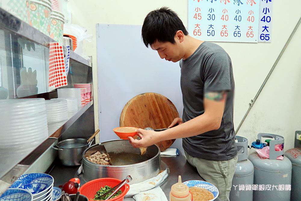 新竹小吃外送|寶島麵線站只賣這幾樣!大魯閣湳雅廣場附近,甜不辣吃完免費加熱湯