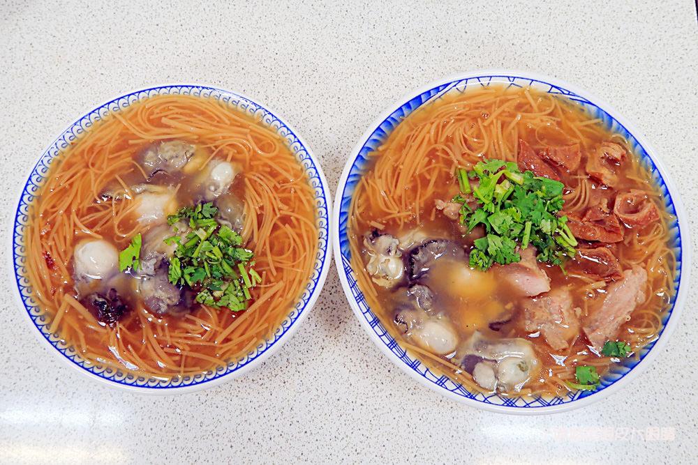 新竹小吃外送 寶島麵線站只賣這幾樣!大魯閣湳雅廣場附近,甜不辣吃完免費加熱湯