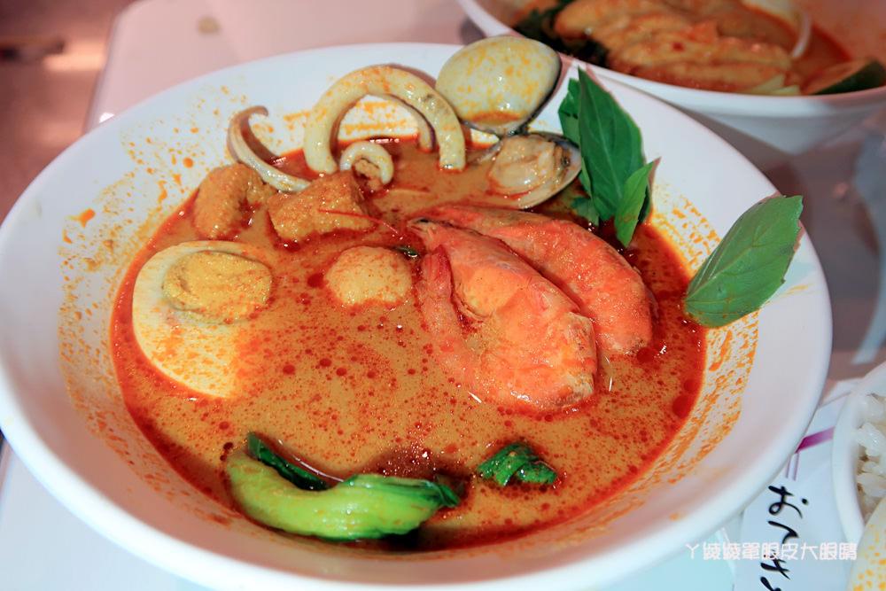 新竹金山街美食推薦,DAIMA大馬南洋料理!翻桌率頗高的馬來西亞料理