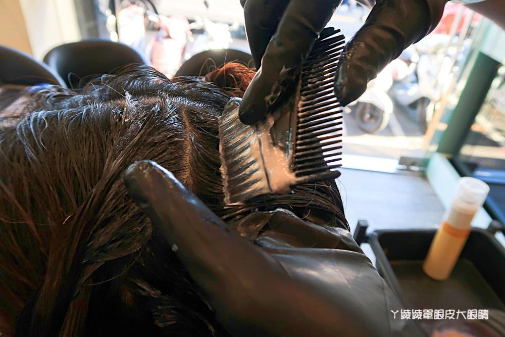 一中街燙髮推薦-台中HairCity髮城,溫塑燙給我美美的浪漫捲