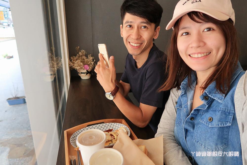 新竹早餐推薦|時樂堂,新開幕帶有小清新的早餐店
