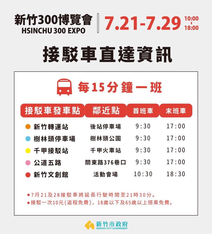 新竹300博覽會正式開幕,限時九天免費入場!超壯觀積木池及桃竹苗美食市集,原新竹世博館文創館