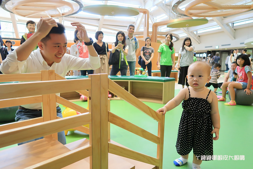 新竹免費旅遊景點推薦!香山親子館,新竹第二座親子館