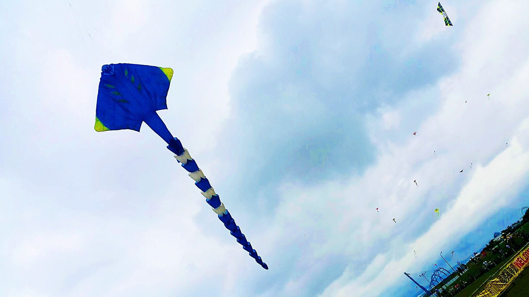 2018新竹國際風箏節即將在新竹漁港登場!喜從天降的糖果風箏!活動節目表、交通接駁車資訊整理