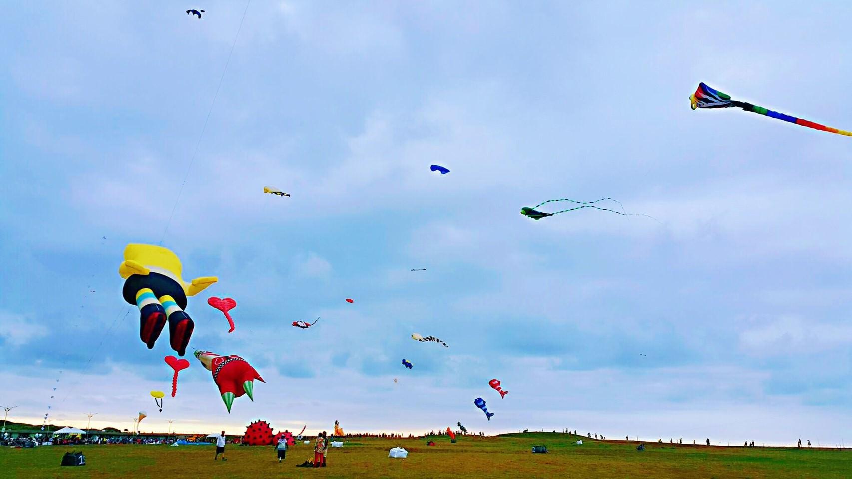2018新竹國際風箏節即將在新竹漁港登場!活動節目表、交通資訊、抽獎活動整理