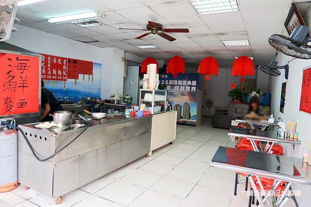 新竹鮮魚湯推薦!中山路上無名小吃店,滷肉飯、炒飯炒麵、海鮮麵、蛤仔湯等(已歇業)