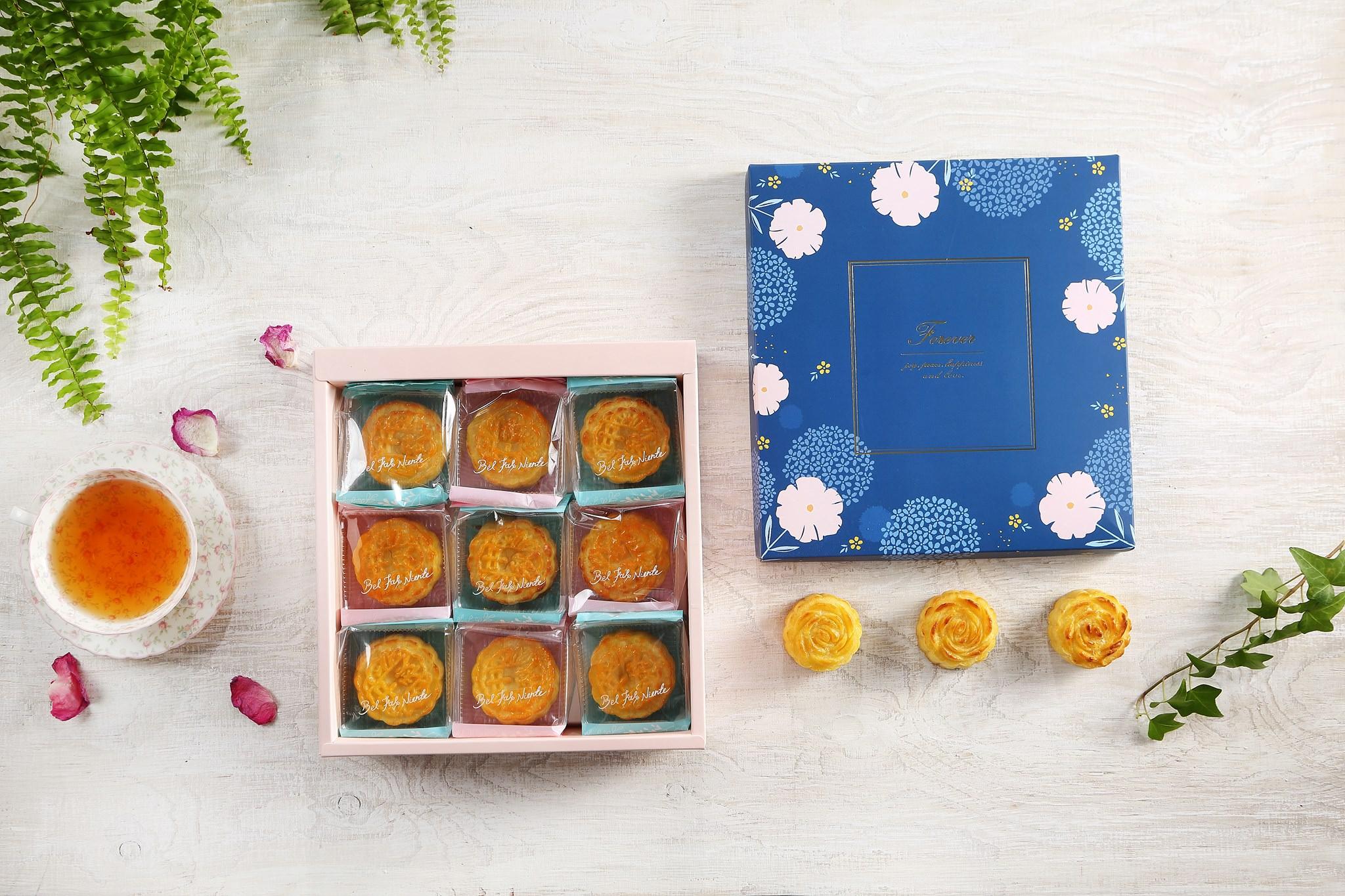 新竹中秋節禮盒推薦《法樂公爵手工坊》!竹北法式手工餅乾、牛軋糖、彌月禮盒、結婚禮盒、團購宅配推薦
