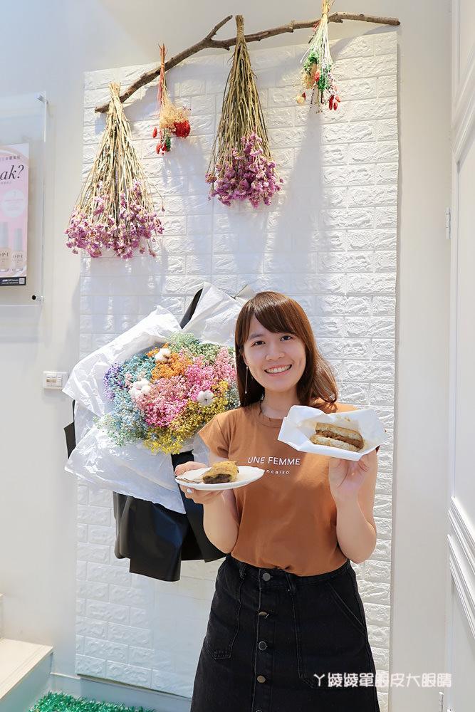 竹北美甲推薦|百坪頂級時尚美甲店也可以吃美食!夢芙美甲精緻SPA