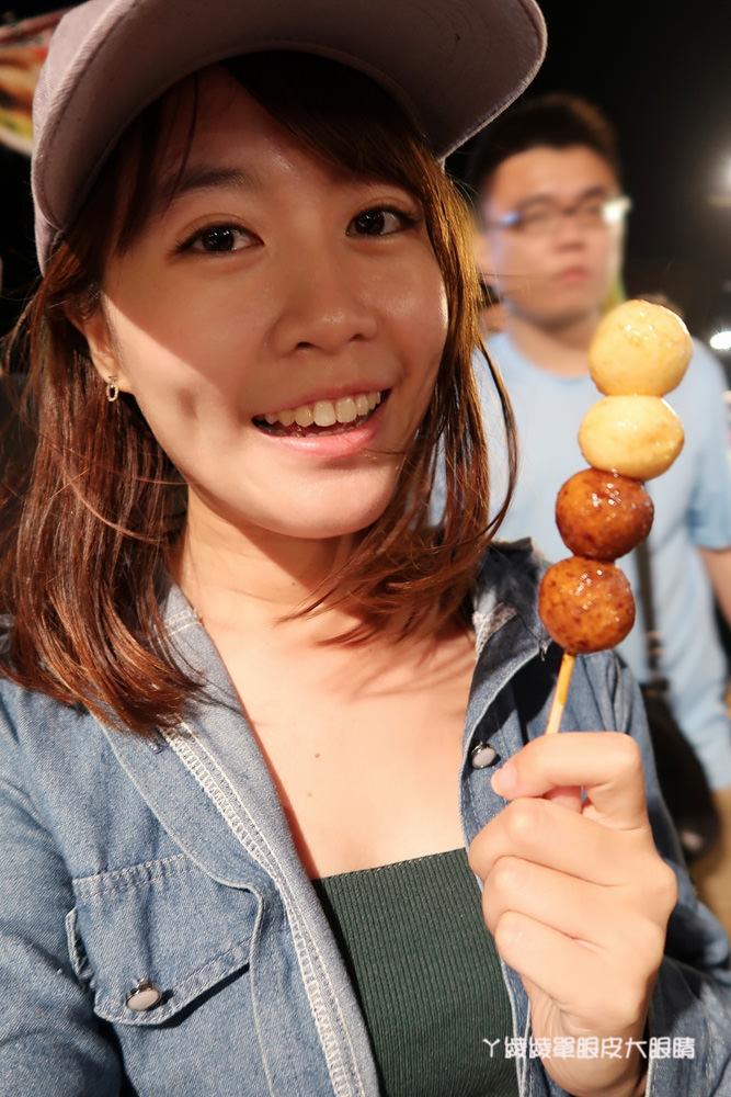 新竹樹林頭觀光夜市|最新美食報導推薦,週三五營業!內附新竹夜市時間表