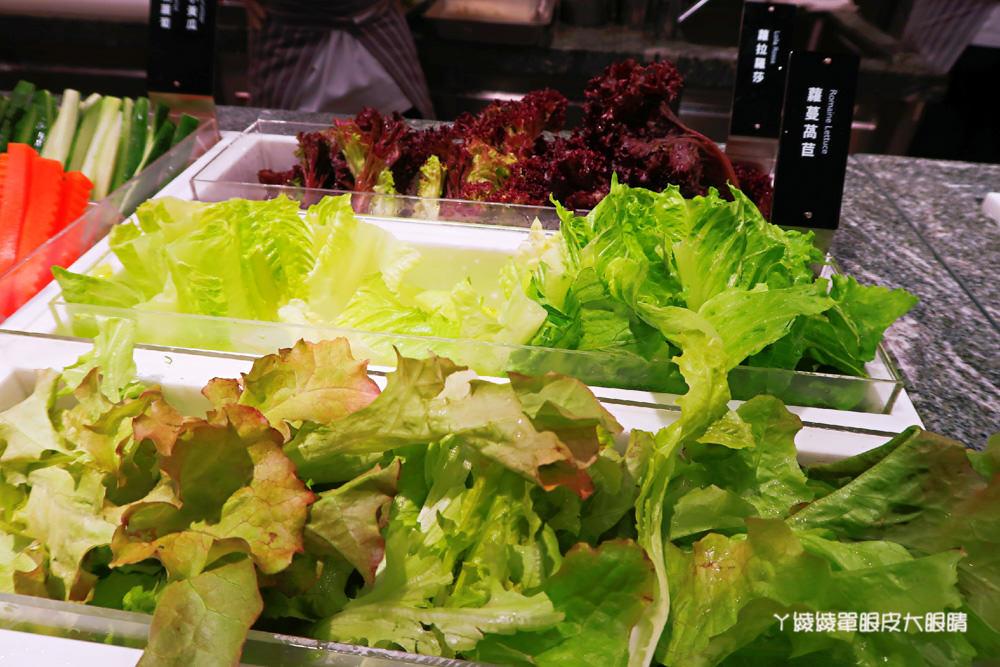 桃園美食推薦果然匯 什麼!這裡面根本沒有肉!?超美味蔬食buffet吃到飽餐廳!