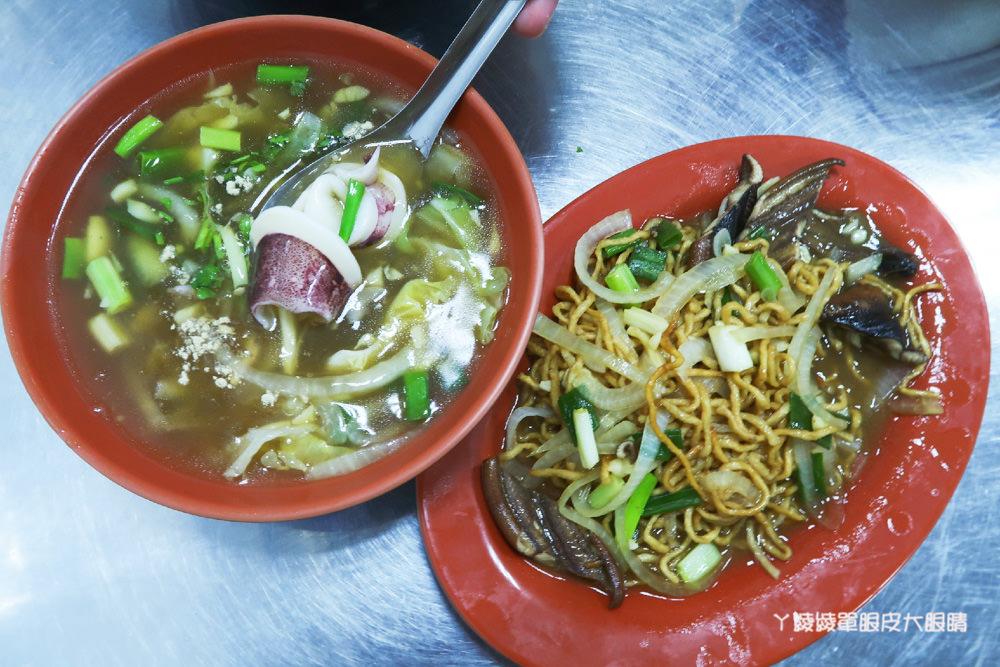 苗栗頭份美食小吃|阿仁無骨鴨肉焿,來自台南口味的鱔魚意麵