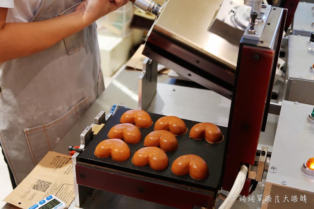 新竹美食|紅玉滿赤心雞蛋糕巨城快閃店,姐買的不是雞蛋糕!