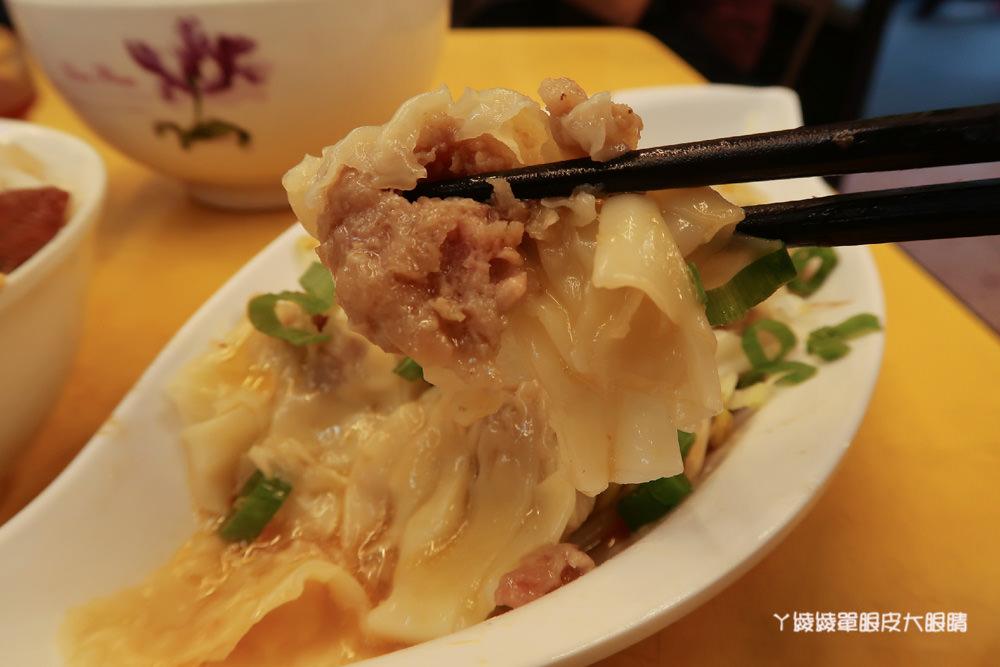 新竹美食|阿香小吃,西大路上便宜又大碗的的銅板小吃