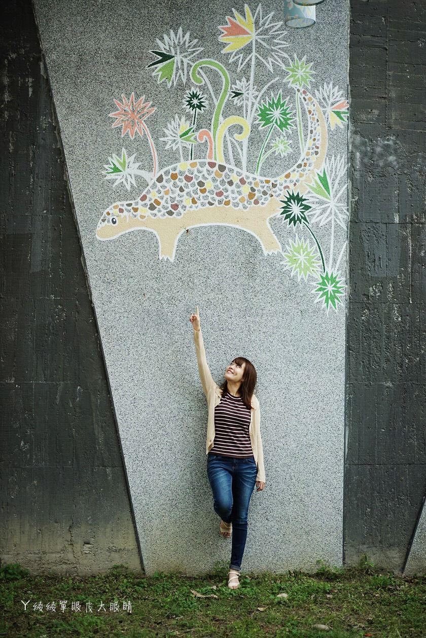 新竹旅遊景點推薦!竹東文創藝術村,IG打卡熱門地點!打造全竹東最高聖誕樹