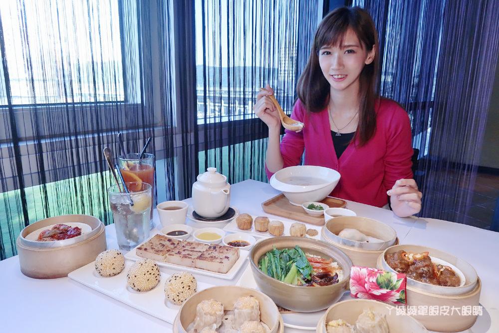 新竹高鐵附近美食|港點大師竹北店,港式料理推薦