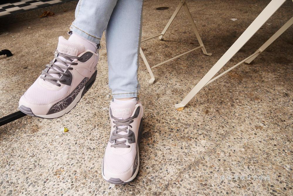 PLAYBOY氣墊運動鞋 穿出你的率性美學,舒適女鞋推薦
