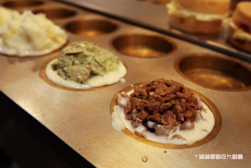 新竹紅豆餅推薦!青畑九號豆製所,餡料滿到快炸出來的車輪餅!竹北下午茶外送首選
