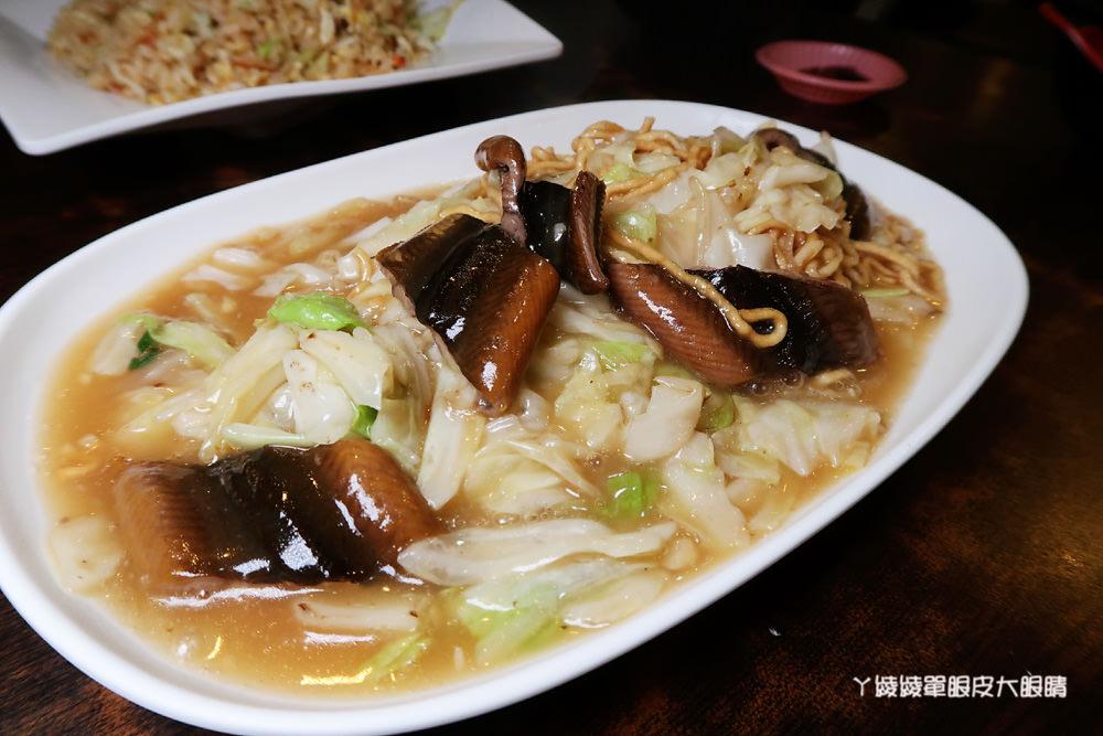 新竹東區小吃|台南鱔魚意麵清大店,超值當歸羊肉湯只要40元
