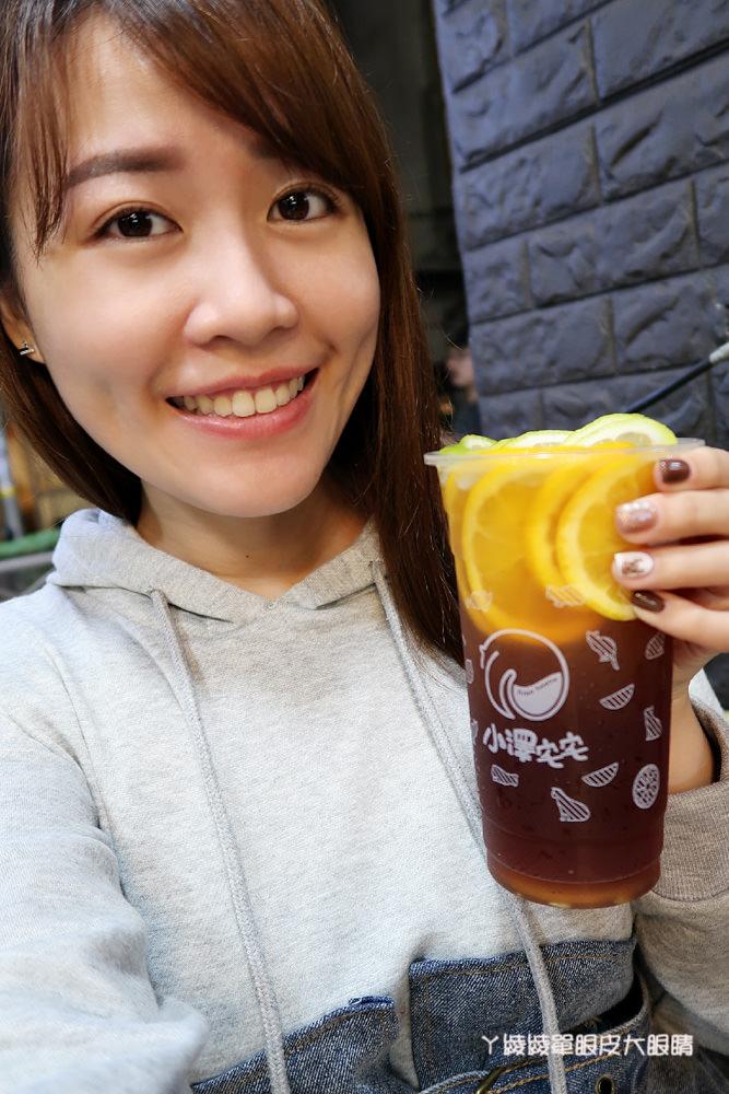 新竹飲料推薦!小澤宅宅青春茶飲專門店,限時第二杯半價!另有可愛咪尼杯飲料易開罐!