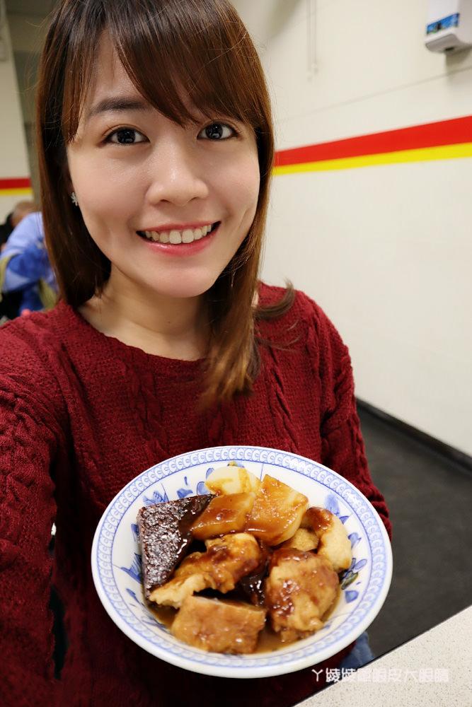 新竹美食小吃推薦寶島麵線站!新竹下午茶外送,甜不辣吃完免費加熱湯