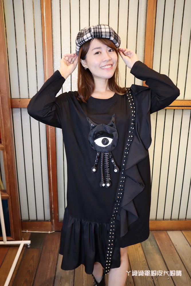 台中逢甲夜市服飾店推薦CHACHA,來自香港的逢甲夜市平價服飾!