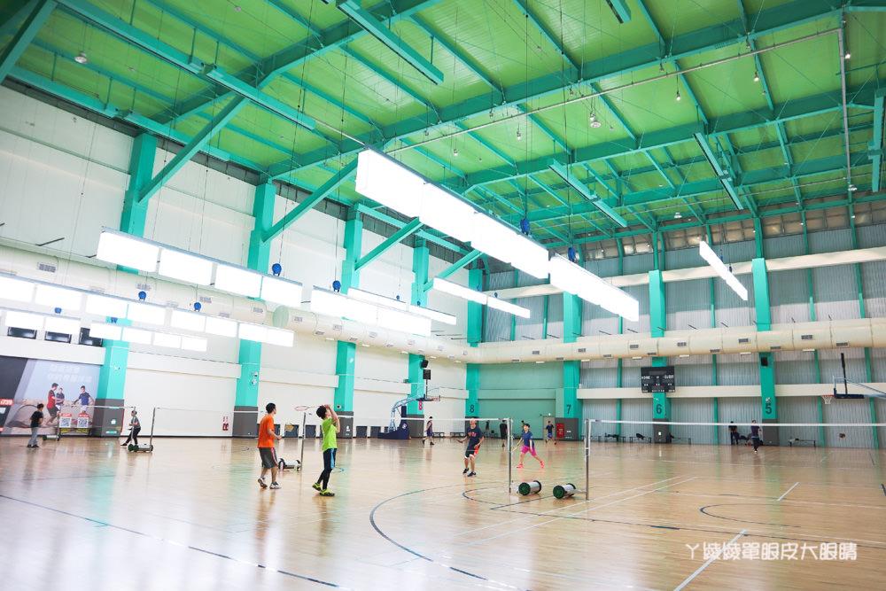 新竹市第二座國民運動中心!竹光國民運動中心完工了!試營運期間全館免費體驗