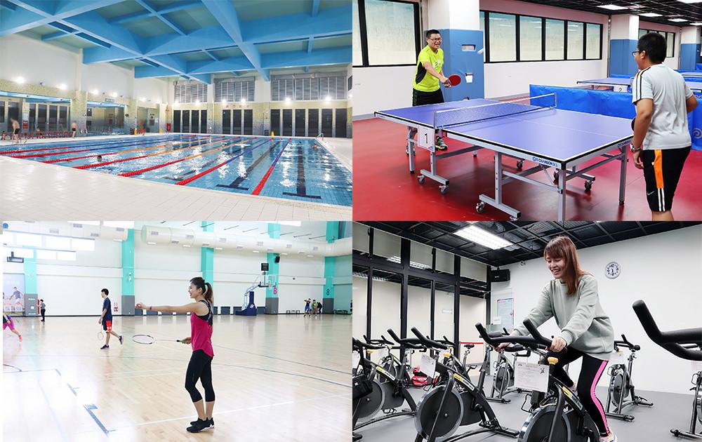 新竹市第二座國民運動中心!竹光國民運動中心正式開幕,游泳樂活卡、健身活力卡優惠八折