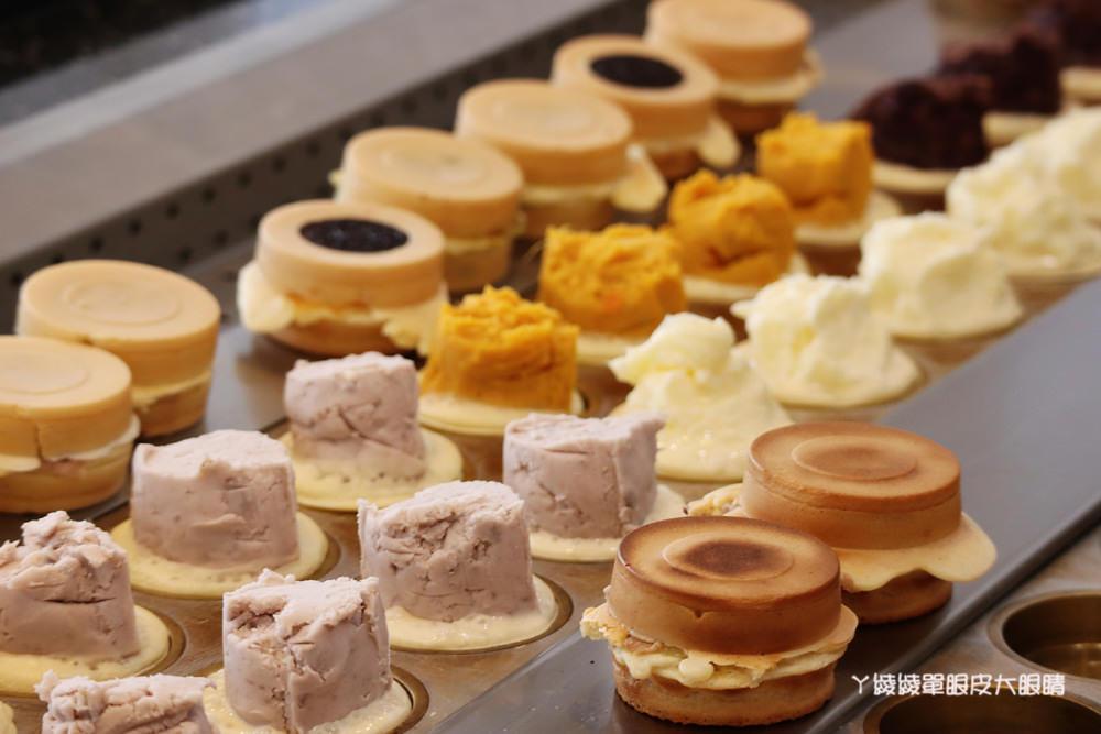 新竹美食推薦!竹北青畑九號豆製所,推出超文青療癒的爆餡紅豆餅!