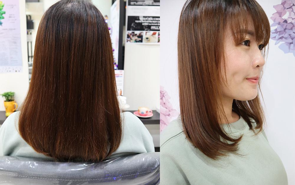 竹北護髮推薦!千羽時尚髮藝,新年活動二月底前燙染85折,來店護髮送頭皮護理!