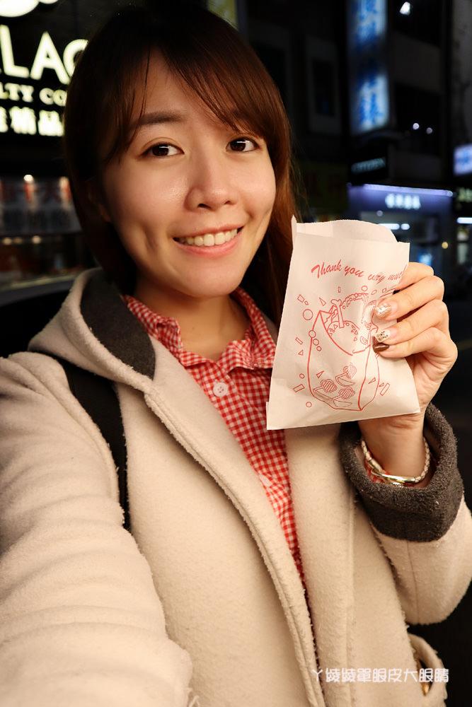 新竹城隍廟美食小吃推薦!每天耗費六小時製作的林家芋泥球,春節過年一天熱賣一千兩百顆